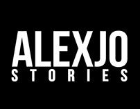 AlexJo Stories Logo