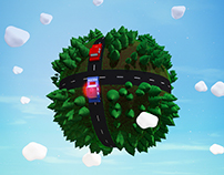 Little World: Car Chase