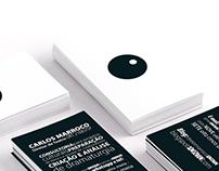 Carlos Marroco - Business Card / Cartão de Visitas
