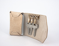 Card and key holder