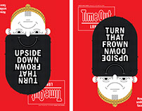 TimeOut London Cover