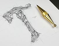 T | Sketch