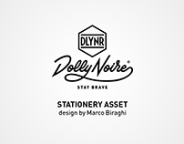 Dolly Noire: Stationery Asset Proposal