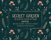 Secret Garden - Floral Collection