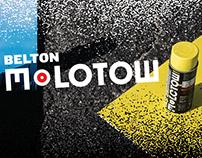 Belton MOLOTOW Re-Brand