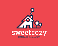 FREEBIES - Sweetcozy Hotel & Restaurant Logo