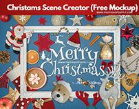 Free Christmas Mockup