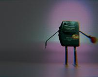 STEREO CASSETTE PLAYER - Modelado/animación 3D
