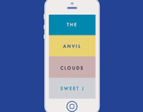 Album App The Anvil Clouds