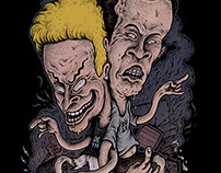 Beavis and Butthead... Bêtes et méchants