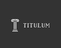 Titulum