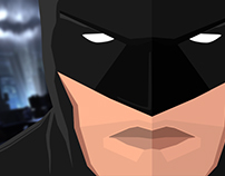 Batman - Graphic Design