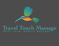 Travel Touch Massage Re-Branding