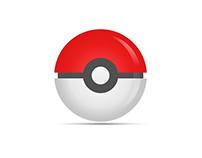 Pokemon Ball Freebie Vector