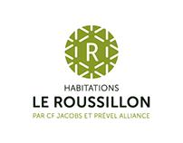 BRANDING – Habitations Le Roussillon