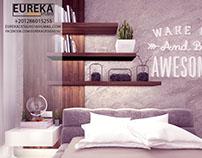 Modern Hotel Bedroom Design