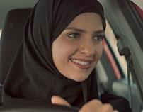 Meem Women Driving