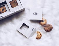 C&C Cookie Gift Box
