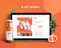 YARO - healthy food online store