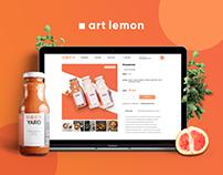 YARO - healthy food online store