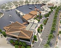 Architectural Graduation project visualization