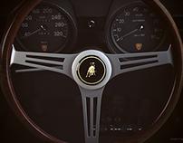 Lamborghini Miura - the first Lamborghini