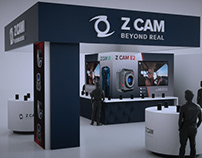 Z CAM NAB 2018 Booth
