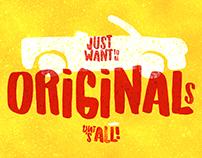 Originals Font
