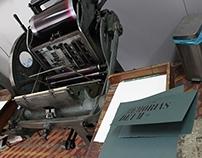 Comp. manual tipografica: Memórias de um Livro