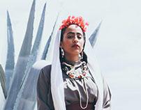Embodiment of Frida Kahlo