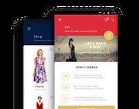 Envoged | Mobile App UI/UX