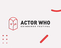 Actor Who - Edinburgh Festival Interactive Campaign