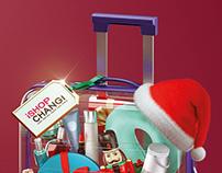 iShop Changi - Christmas Key Visual