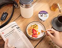 Epigamia - Flavored Yogurt Campaign (2018)
