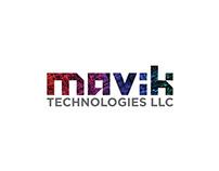 Mavik Technologies LLC Logo Design