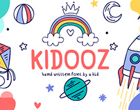 Kidooz-Regular Font
