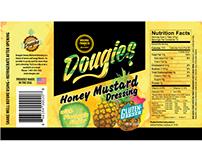Dougies Honey Mustard Dressing