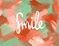 """Smile"" Free Wallpapers"