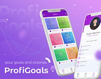 App for ProfiGoals