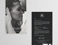 Ryan Lucas Photography - Print Materials