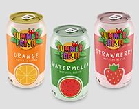 Summer Fresh - Branding