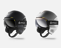 LinkPro Explore1 Helmet CGI