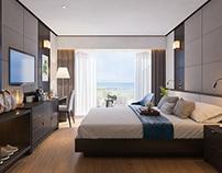 Deluxe Room of SGMN Resort
