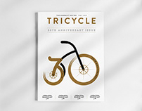 Tricycle magazine – 30th Anniversary cover
