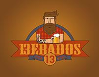 13ebados | Ilustração