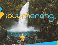 iBuumerang Business/Promo Card Design