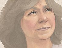 «Svetlana Alexievich» BOLSHOI Cover