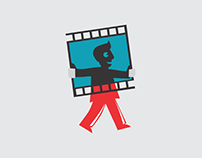 Urvayan Cinema Logo Branding Art Direction Graphic