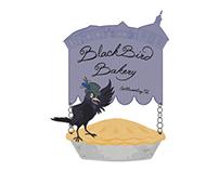 BlackBird Bakery Logo