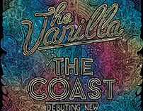 The Vanilla and The Coast at Dizzy's, Camp's Bay